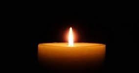shiva candle